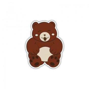 Brown bear patch